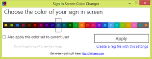 Sign_In_Screen_Color_Changer